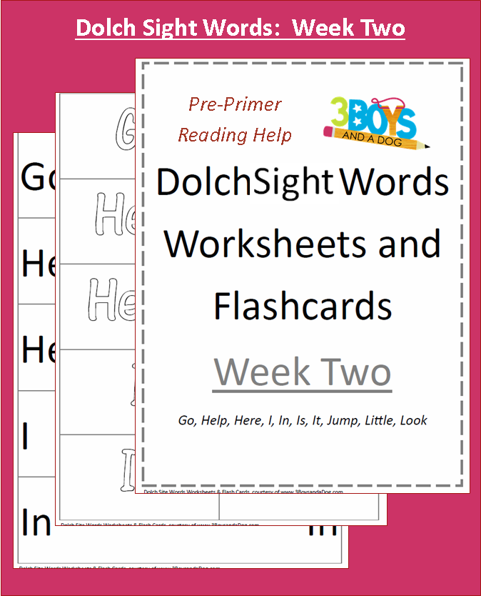 This is an image of Free Printable Sight Word Flashcards intended for preschool