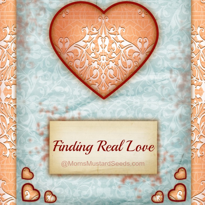 Finding Real Love Prayer Journal