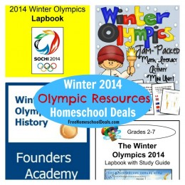 Winter Olympics Resources