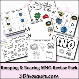 Romping Roaring MNO Packet