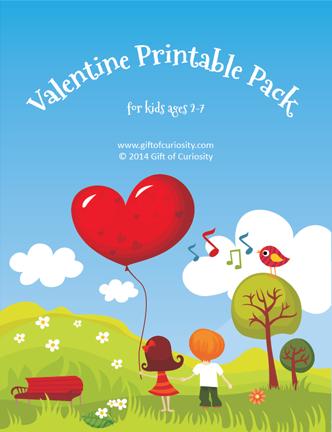 Valentine Printable Pack