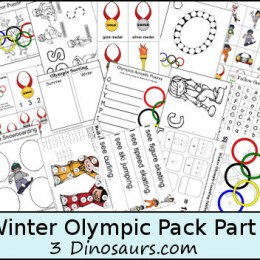 Winter Olympic Pack