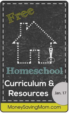 free homeschooling curriculum