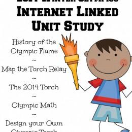 Winter Olympics Unit Study
