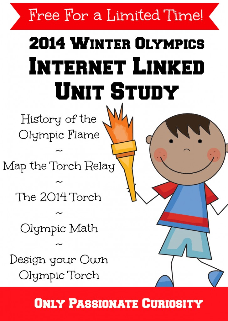 Winter Olympics Unit Study