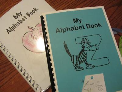 Alphabet Book for Preschoolers