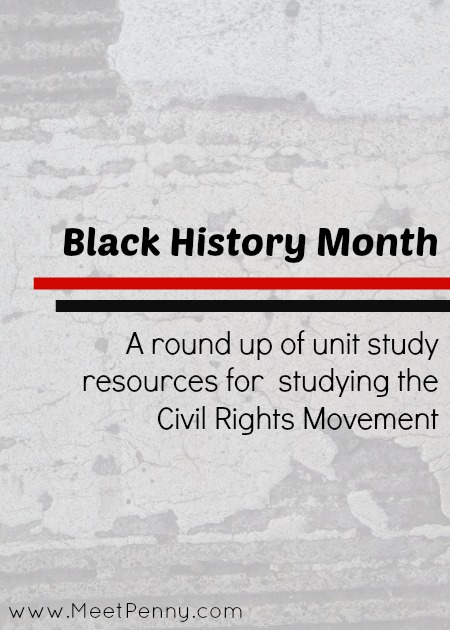 Black History Month Resource List