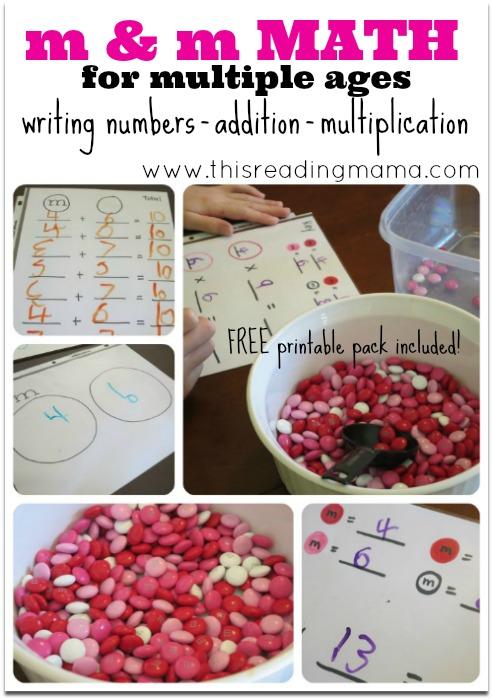 M & M Math