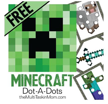 Minecraft Dot a Dots