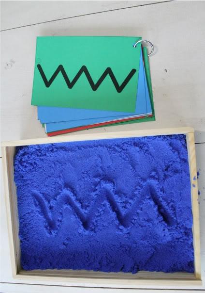 Sandbox Writing