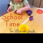 Homeschool resource board