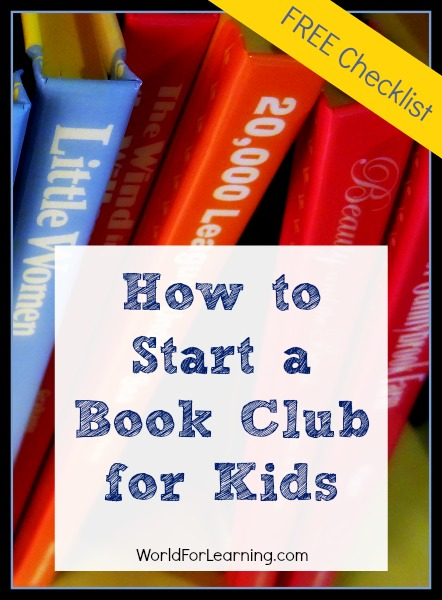 How to Start a Booklist for Kids