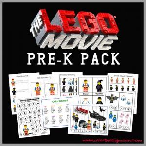 LEGO Movie PreK Pack
