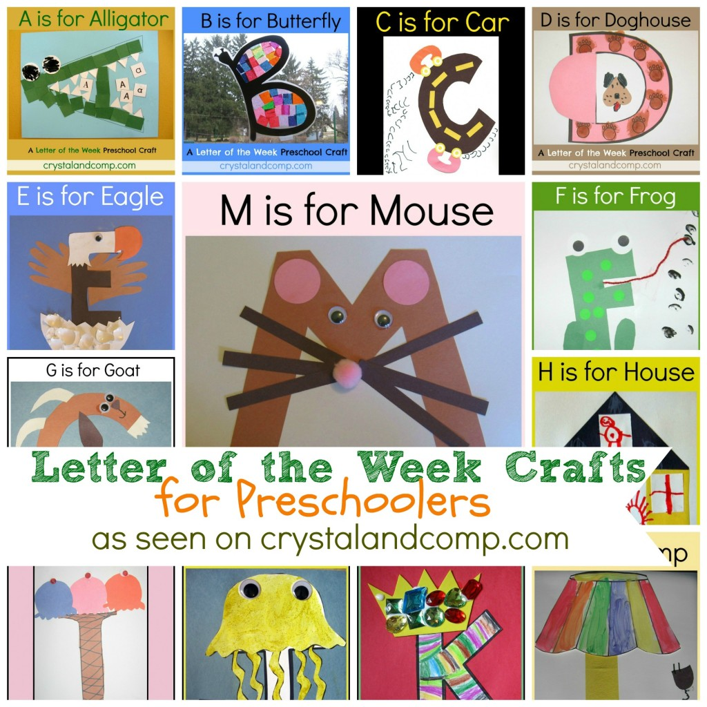 letter i craft ideas free letter of the week crafts for preschoolers free 4862
