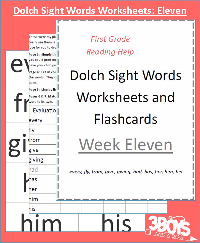 free dolch sight words worksheets. Black Bedroom Furniture Sets. Home Design Ideas