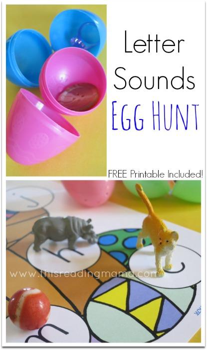 Letter-Sounds-Easter-Egg-Hunt