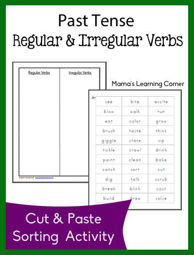 Regular-and-Irregular-Verbs-Past-Tense