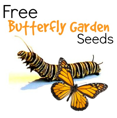 free butterfly garden seeds