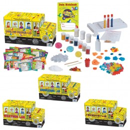 Magic School Bus Science Labs Kits 54% Off with Coupon Code!