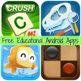free educational android apps