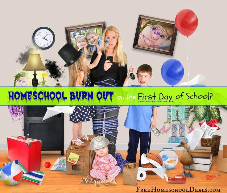 homeschool burn out