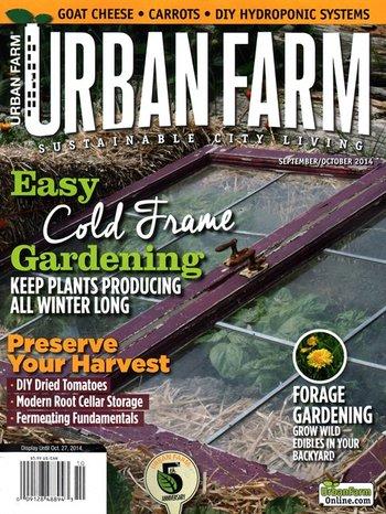 urban farm mag deal