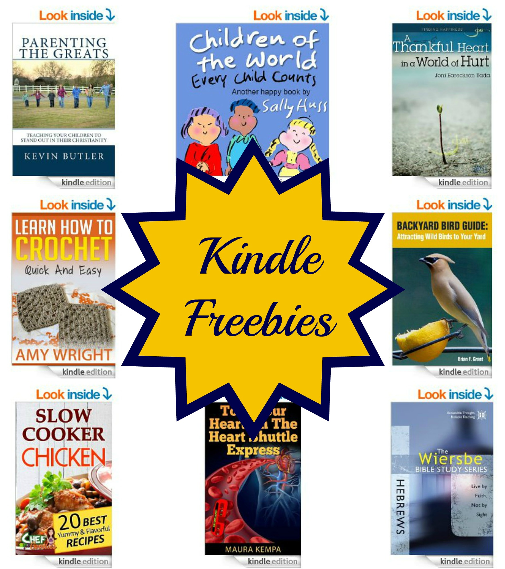 Kindle Freebies