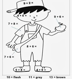 Free Coloring Page Of Johnny Appleseed | Coloring Pages