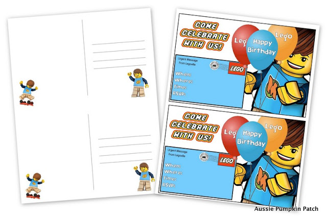 photograph regarding Lego Party Printable named Cost-free Lego Occasion Printable Pack