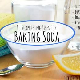 15 Surprising Uses for Baking Soda