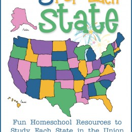 FREE State Notebooking Pages Printables