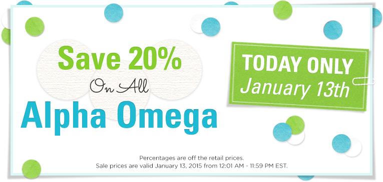 20% Off Alpha Omega Homeschool Sale