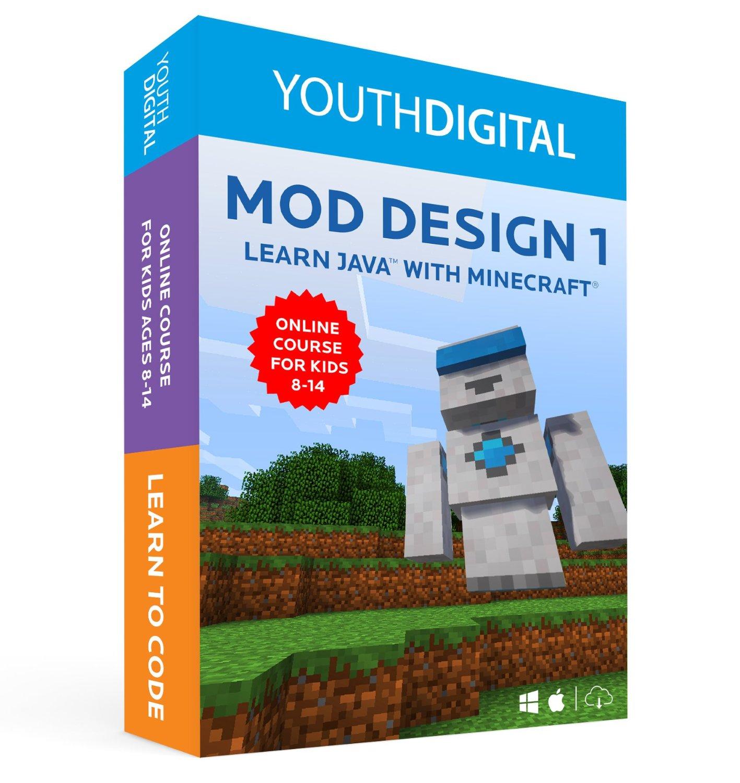 Learn Java Using Minecraft
