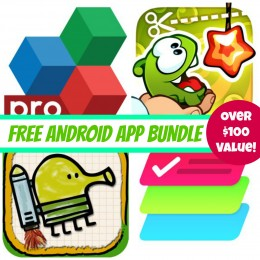 Free Android App Bundle – $100+ Value!