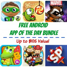 Free Android App Bundle – $105 Value!