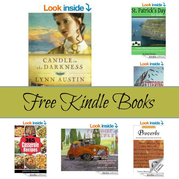 Free Kindle Book List