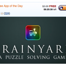 Free Android App of the Day: TrainYard – A Puzzle Solving Game (reg. $2.99!)