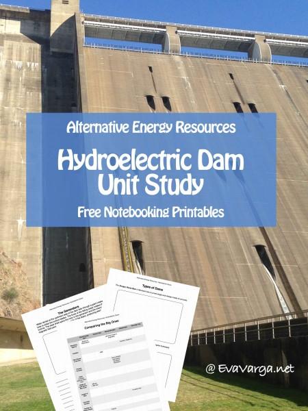 FREE Hydroelectric Dam Unit Study