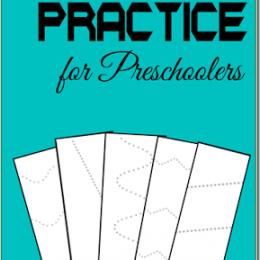 Practicing scissor skills just got easier. Check out this Basic Scissor Skills Practice Pack! #fhdhomeschoolers #freehomeschooldeals #hsfreebies #homeschoolmoms #homeschoolers