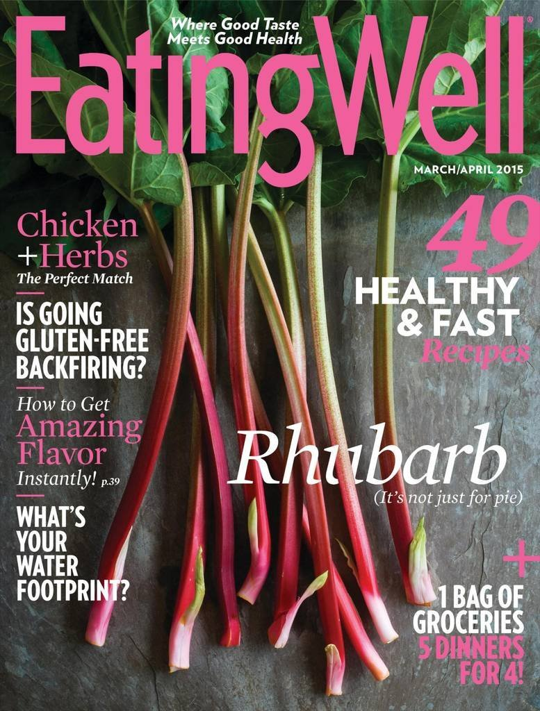 Eating Well Magazine Only $4.99/Year!
