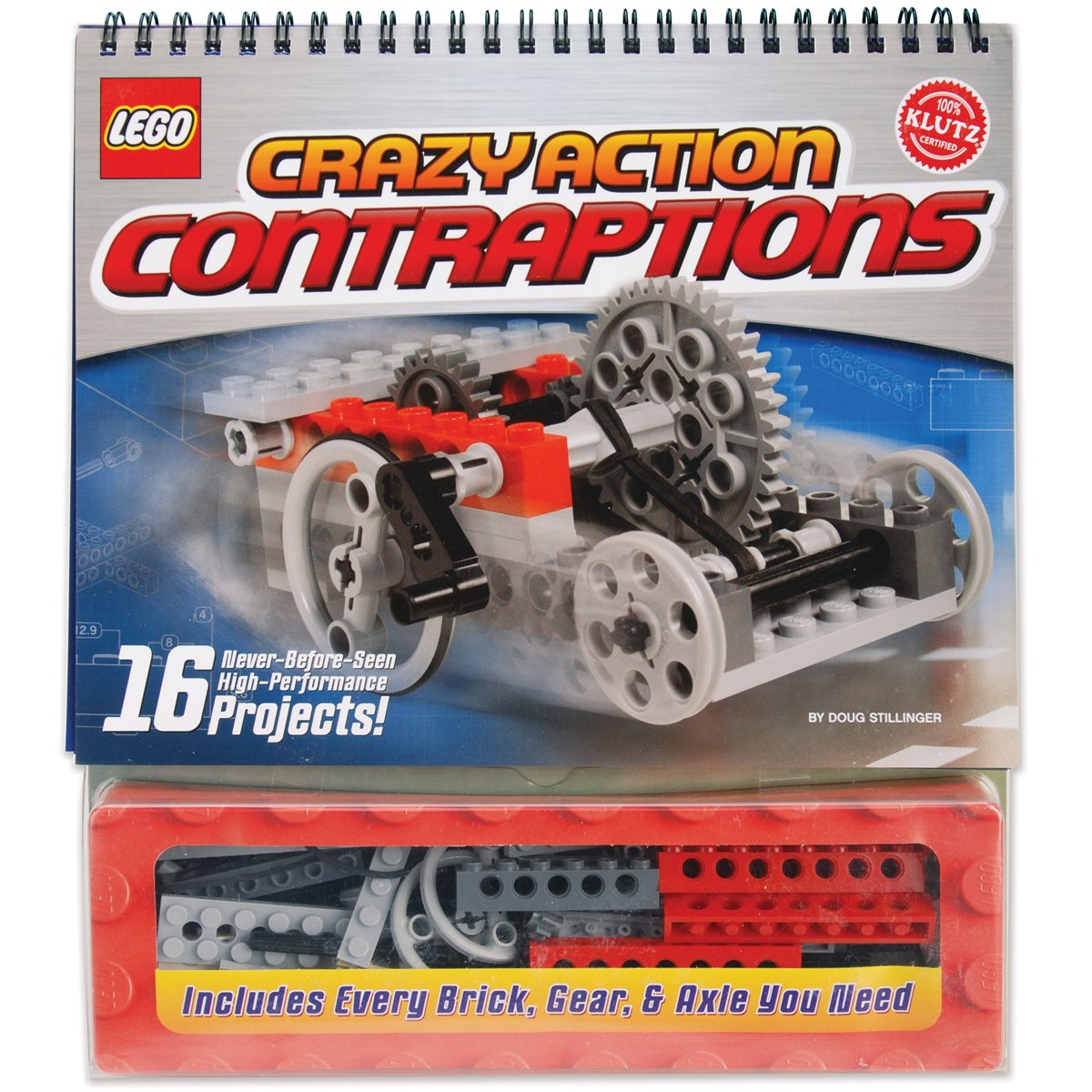 Lego Crazy Action Contraptions Kit Only $13.17! (Reg. $21.95!)