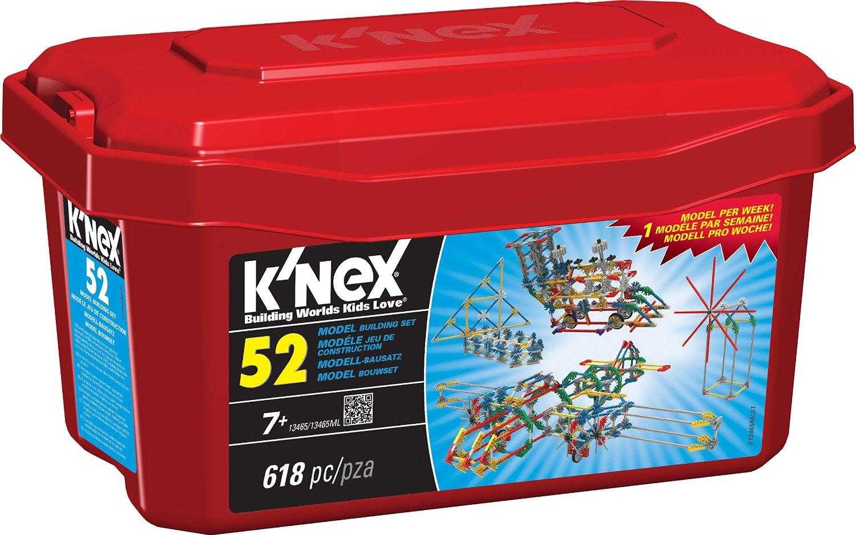K'Nex 52 Model Building Set Only $17! (Reg. $35!)