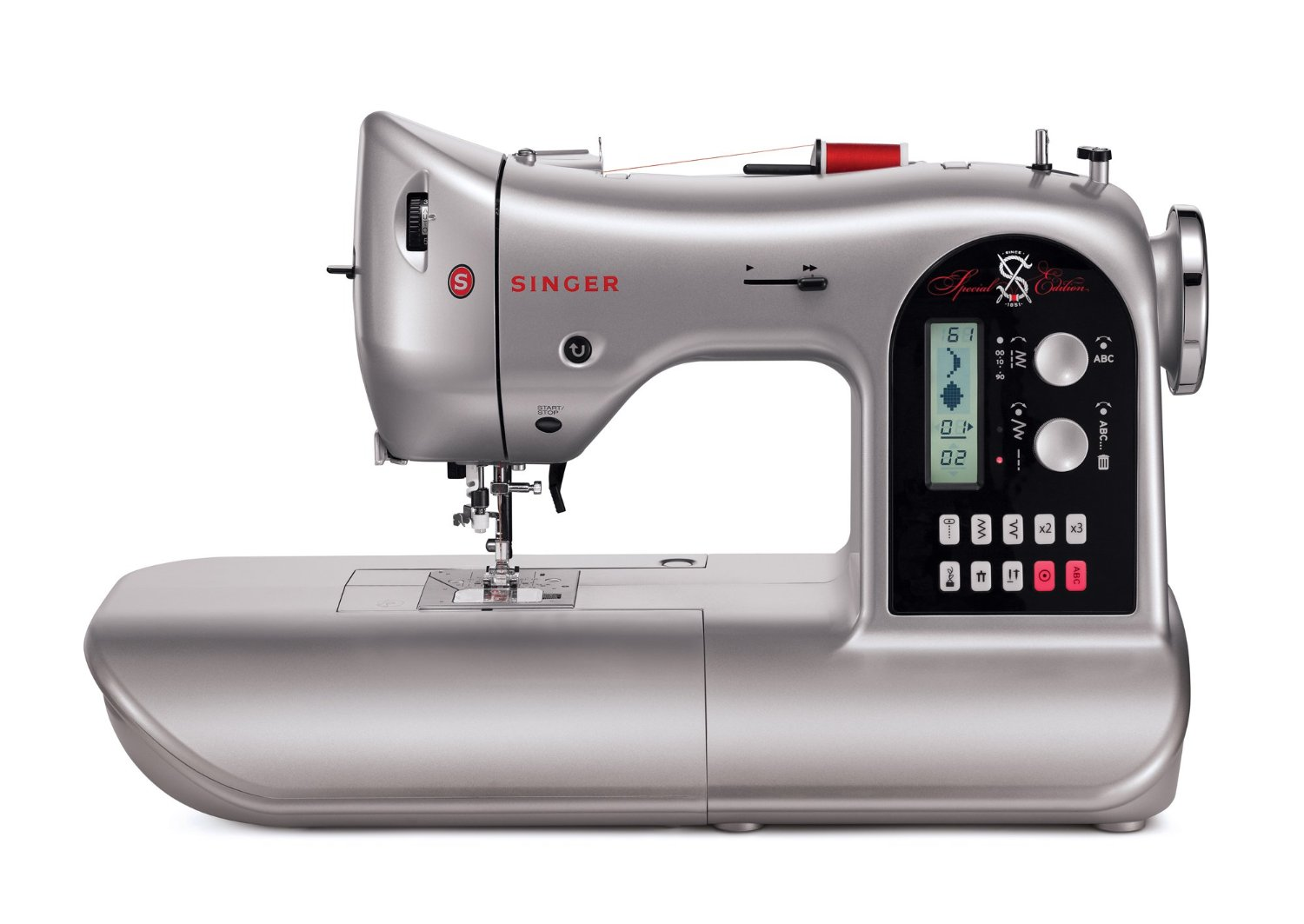 Singer Special Edition Computerized Sewing Machine Only $215!