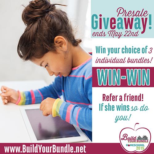 Build Your Bundle Pre-Sale Giveaway ($1000+ Value!) + Coupon Code!