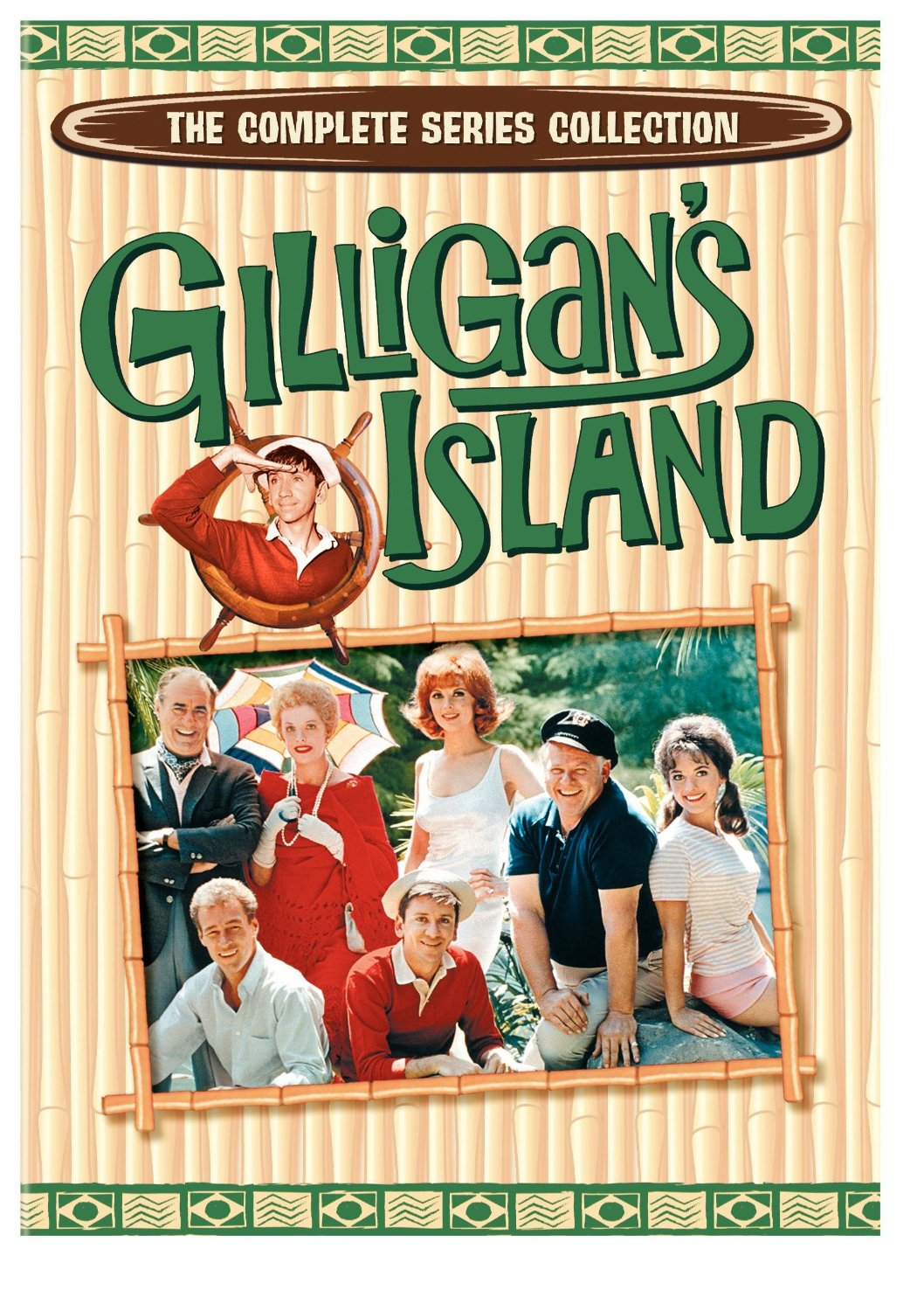 Complete Gilligan's Island Series Only $29.96! (Reg. $114!)
