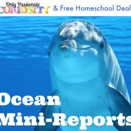 FREE OCEAN MINI-REPORT PACK (instant download)