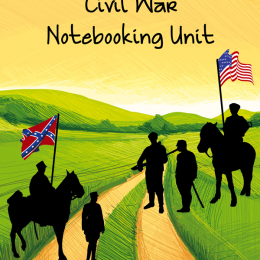 FREE Civil War Notebooking Unit