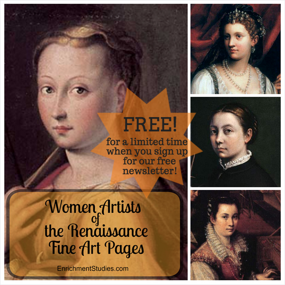 FREE Women of the Renaissance Pack