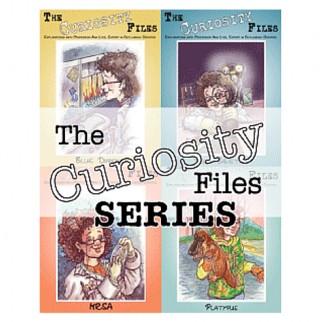 Free Curiosity Files Science eBooks ($125 Value!)