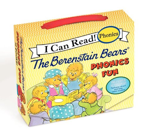 The Berenstain Bears Phonics Fun Set Only $6.21! (Reg. $12.99!)